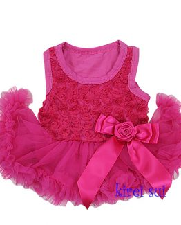 Jurkje dress hot pink